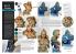 Ak Interactive livre AK630 F.A.Q. TECHNIQUES DE PEINTURE DE FIGURINES en Anglais