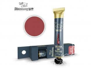Abteilung 502 Tube Couleurs acryliques denses de haute qualité ABT1119 Rose antique