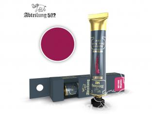 Abteilung 502 Tube Couleurs acryliques denses de haute qualité ABT1106 Magenta
