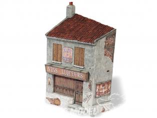 Vallejo Bases de diorama SC114 Café français 1/35