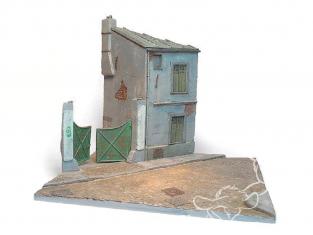 Vallejo Bases de diorama SC119 Rue française 1/72