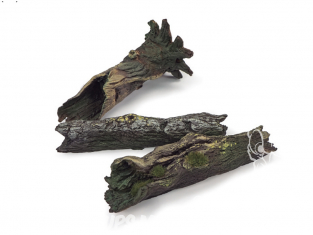 Vallejo Bases de diorama SC304 souches d'arbres a terre 1/35