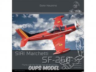 Librairie HMH Publications 016 SIAI Marchetti SF.260