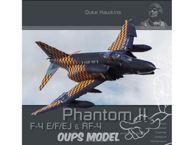 Librairie HMH Publications 015 F-4 Phantom II