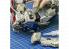 ModelCraft PTM1000 Pince à épiler en acier inoxydable avec 100 aimants