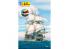 Heller maquette bateau 56835 STARTER KIT Galion 1/200