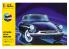HELLER maquette voiture 56795 STARTER KIT Citroen DS 19 1/16
