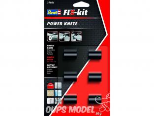 Revell colle 39084 FIX-kit UV Pâte de fixation