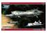 "HASEGAWA maquette avion 64519 ""Crusher Joe"" Cordoba 1/3000"