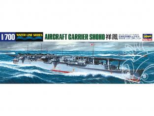 Hasegawa maquette bateau 217 Porte-avions de la marine impériale japonaise Shoho 1/700