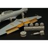 Brengun kit d'amelioration avion BRL144166 SBD-3 Dauntless Exterior pour kit Brengun 1/144