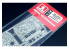 Brengun kit d'amelioration avion BRL72230 MS 500/502 Criquet pour kit Academy 1/72