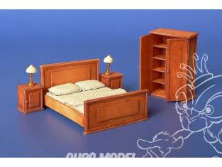 Hauler accessoires diorama HLH72119 Meubles de chambre à coucher 1/72
