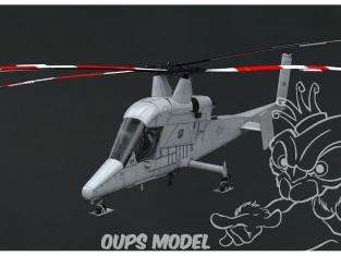 Brengun maquette helicoptére BRS48016 Kaman K-MAX en resine 1/48