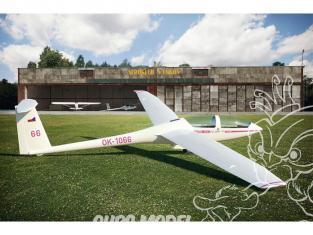 Brengun avion BRP48006 Planeur DG-1000S Glider AKVY 1/48