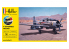Heller maquette avion 56279 NORTH AMERICAN T-28 FENNEC TROJAN ensemble complet 1/72