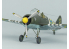 """Planet Model PLT264 FFVS J-22A """"chasseur principal suédois de la Seconde Guerre mondiale"""" full resine kit 1/48"""