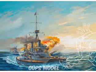 Revell maquette bateau 05171 HMS Dreadnought 1/350