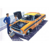 "Trumpeter maquette voiture 2508 64' FORD FALCON SPRINT HARDTOP ""street & strip"" 1/25"