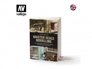 Vallejo Librairie 75020 Master Scale Modelling en langue Anglaise