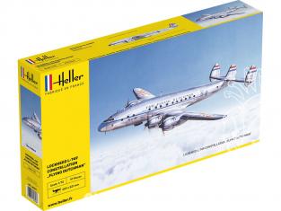 HELLER maquette avion 80393 L-749 CONSTELLATION 'Flying Dutchman' 1/72