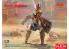 Icm maquette figurine 16303 Gladiateur romain 100% nouveaux moules 1/16