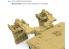 Meng maquette militaire TS-049 Le bouclier sur le mont Sion Merkava Mk.4/4LIC w/Nochri-Kal Mine Roller System 1/35