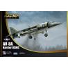 Kinetic maquette avion K48072 AV-8A Harrier USMC Kinetic Gold 1/48