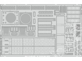 Eduard photodécoupe avion 32463 Baie de bombe A-26C Invader Hobby Boss 1/32