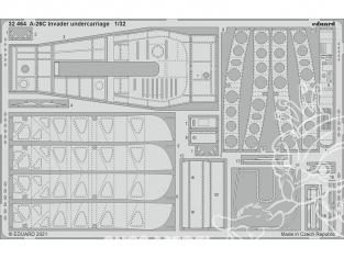Eduard photodécoupe avion 32464 Undercarriage A-26C Invader Hobby Boss 1/32