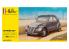 HELLER maquette voiture 80175 Citroen 2CV NOUVEAU BOITAGE 1/43