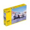 HELLER maquette voiture 80716 Peugeot 205 EV.2 1/24