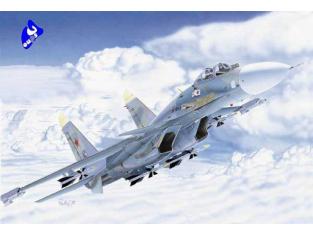 "italeri maquette avion 0197 Sukhoi SU-27 ""Sea Flanker"" 1/72"