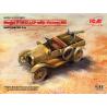 Icm maquette militaire 35607 Modèle T 1917 LCP avec Vickers MG 1/35