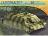 Dragon maquette militaire 7276 Jagdpanzer IV L/48 Early Production 1/72