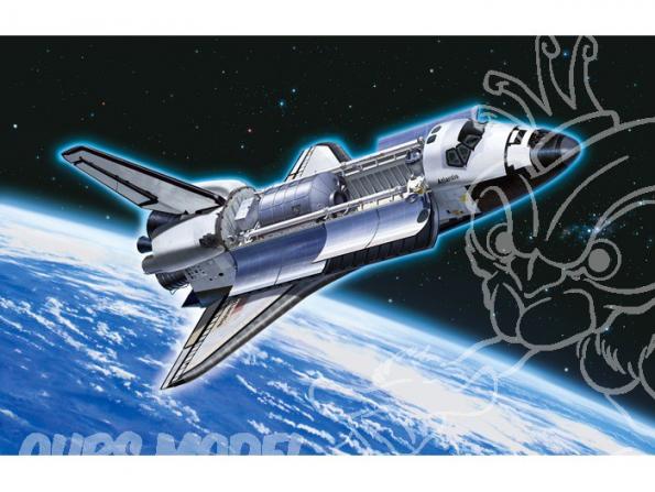 Tamiya maquette espace 60402 Navette Spatiale Atlantis 1/100