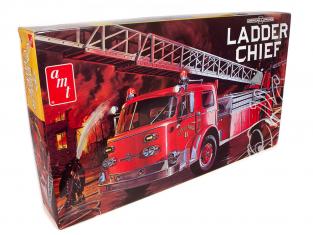 AMT maquette camion 1204 Camion de Pompier American LaFrance Ladder Chief 1/25