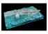 Hobby Fan accessoire bateau HF097 Plate-forme de paysage nautique allemand U Boat pour TYPE VII B / VII C / VII C41 1/350