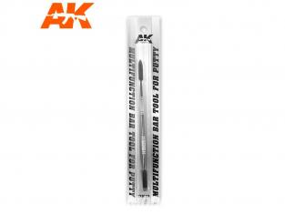 AK interactive ak9169 Outil multifonction pour mastic