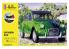 heller maquette voiture 56765 STARTER KIT Citroen 2cv inclus colle pinceau et peintures 1/24