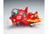 Hasegawa maquette avion 52173 Collection Egg Girls n ° 02 «Hakurinfa» avec J-15 1/20