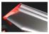 Hasegawa TF943 Autocolant Finition inox