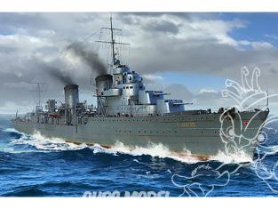 TRUMPETER maquette bateau 05357 Destroyer russe Taszkient 1942 1/350