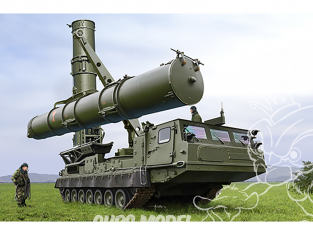 TRUMPETER maquette militaire 09520 Russe S-300V 9A84 SAM 1/35