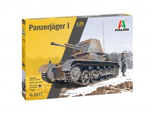 Italeri maquette militaire 6577 Panzerjäger I 1/35