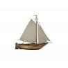 Billing boats bateau bois 722 Hoogaars (D) 1/27