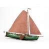 Billing boats bateau bois 398 Friese Tjalk 1/36
