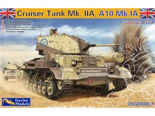 Gecko Models maquettes militaire 35GM0002 Cruiser A10 Mk.IA 1/35