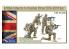 Gecko Models maquettes militaire 35GM0015 Infanterie britannique au combat set 1 1/35