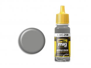 MIG peinture authentique 258 IJN Gris vert 17ml